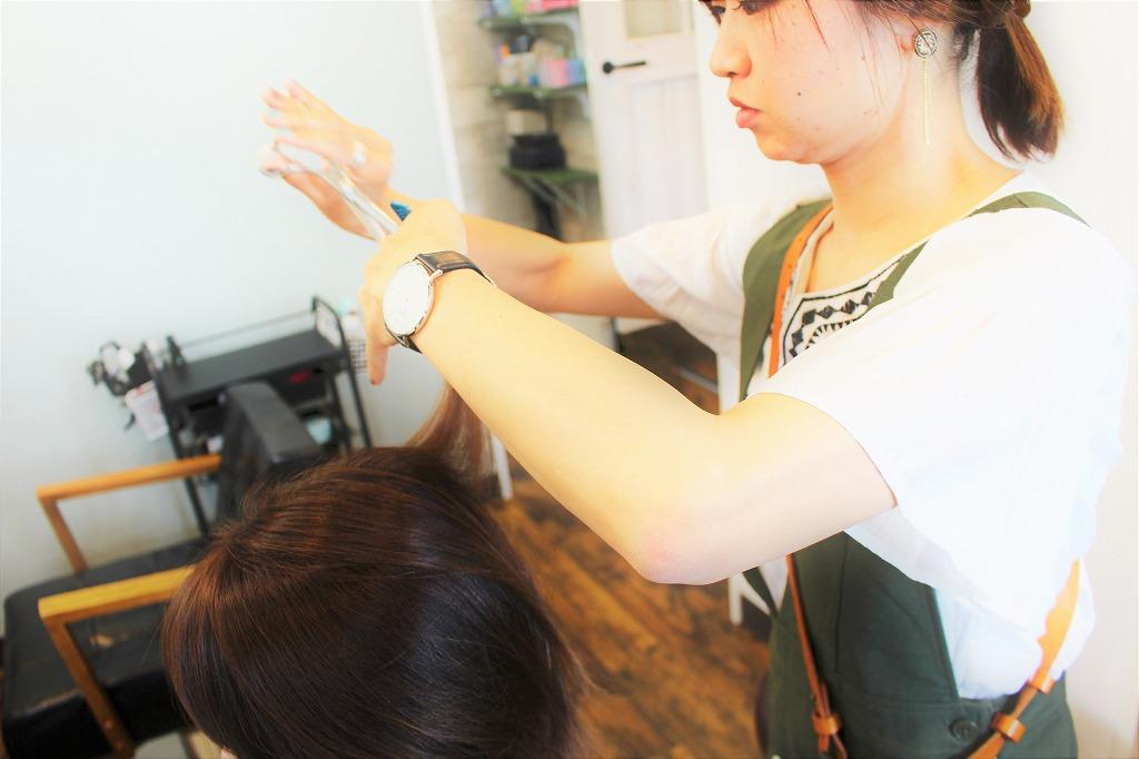 あなただけのプライベートサロン hair salon +α