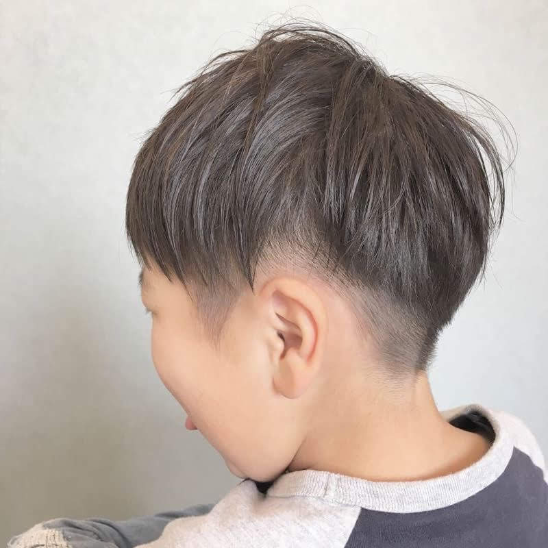 KIDs ヘアアレンジ 新しい自分 hair salon +α