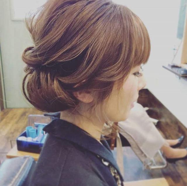ヘアアレンジ 新しい自分 hair salon +α